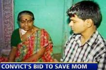 Murder convict donates kidney to save mother