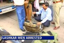 Karnataka police held 2 LeT terrorists