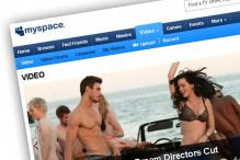 'New MySpace' narrows focus to entertainment