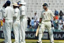 Zaheer-Ponting spat adds spice to Test