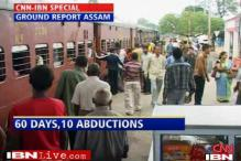 Bodo militants on a kidnapping spree in Assam