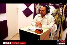 The man behind Rajini's 'Robot' voice