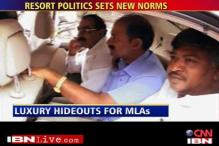 Tape exposes open sale of BJP MLAs in K'taka