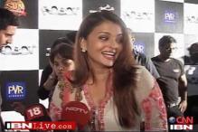 Rajini in Mumbai for 'Robot' special screening