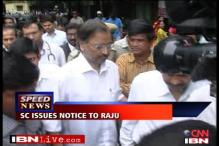SC issues notice to Raju on his bail case