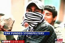 'Kashmir stone-pelters funded by Pakistan'