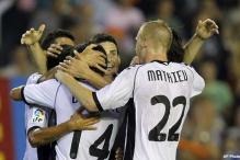 La Liga: Valencia, Sociedad win, Zaragoza held