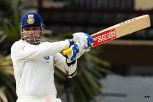Ind-Aus: India 110/2 at stumps on Day 2