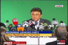 Musharraf to revamp Pak with new political party