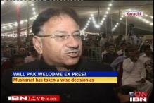Musharraf returns to politics, to revamp Pak