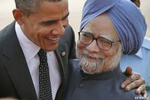 In pics: Manmohan Singh welcomes Obama