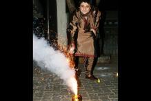 Gotcha! Bollywood stars celebrate Diwali at the Bachchan's and at the Kundra's