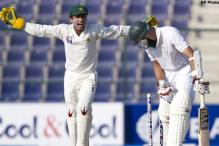 2nd Test: Rehman dents SA's victory hopes