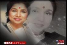 I'm tired of singing film songs: Asha Bhosle