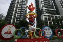 China hoping for good show at Asiad