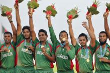 Bangladesh clinch Asian Games gold