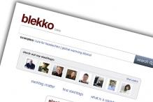 Blekko: search engine with a human touch