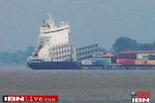 Cargo ships collide in Hooghly, no casualty