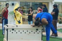 Dolly's dramatic entry in Bigg Boss' house