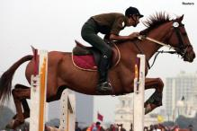 Asiad: India's horses for equestrian not cleared