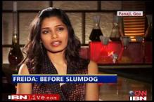 Freida recalls her struggle before 'Slumdog...'