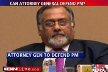 UPA changes its strategy, A-G to defend PM