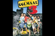 Good opening for 'Golmaal 3', 'Action Replayy' yet to pick up