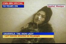 10 years on Irom Sharmila continues with her fast