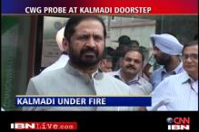 Kalmadi cornered, CBI books close aides