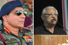 Post  Adarsh scam ex-Army chief in more trouble