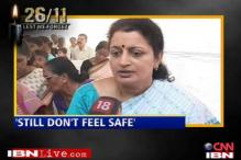 After 26/11, still feel unsafe: Kavita Karkare