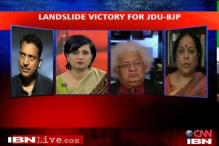 Landslide victory for JD(U)-BJP in Bihar