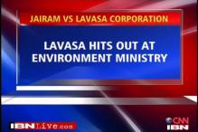 Ministry intentions malafide: Lavasa