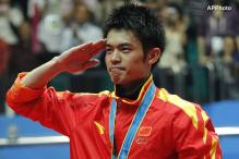 China's Lin Dan Asiad's most valuable player