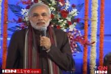 It's a victory of development politics: Modi