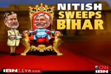 Nitish Kumar: Bihar's man of the moment