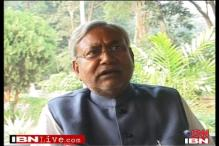 Alliance with BJP stays: Nitish