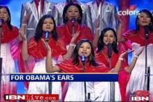 Shillong choir all set to enchant Obama