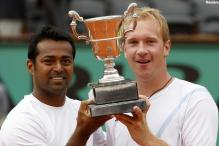 Paes-Dlouhy in quarters of Paris Masters