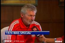 I played with the best: Paul Breitner
