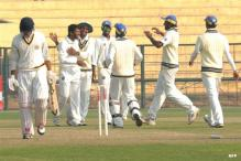 Ranji: Debutant dismisses Hyderabad for 21