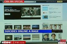 Internet suicides on the rise in Japan