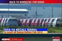 Tata Motors recalls Nanos, to improve safety