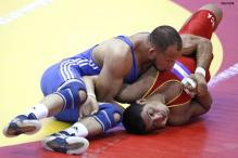 Asiad: Wrestlers open campaign with two bronze