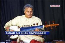 Ustad Amjad Ali enthralls National Museum
