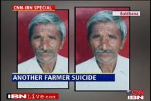 Vidharbha: Another farmer commits suicide
