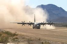 India gets first of six C-130J aircraft