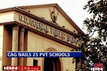 CAG report nails 25 private schools in Delhi