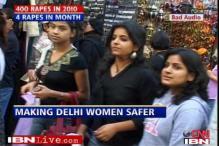 Delhi Police take new steps for women's safety