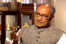 Digvijay trying to divert attention says BJP